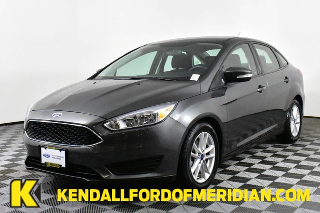 Certified Pre-Owned 2017 Ford Focus SE