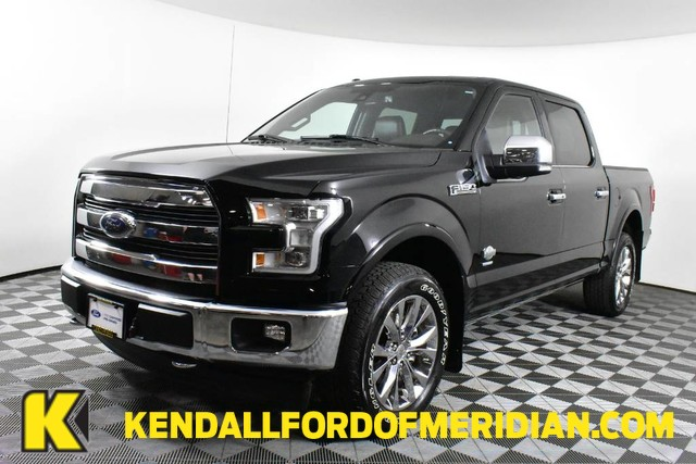 Certified Pre Owned 2017 Ford F 150 King Ranch Four Wheel Drive Pickup Truck