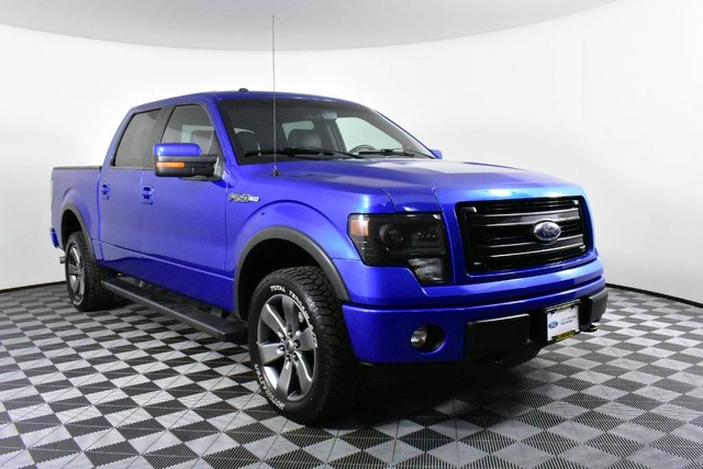 Certified Pre-Owned 2014 Ford F-150 FX4