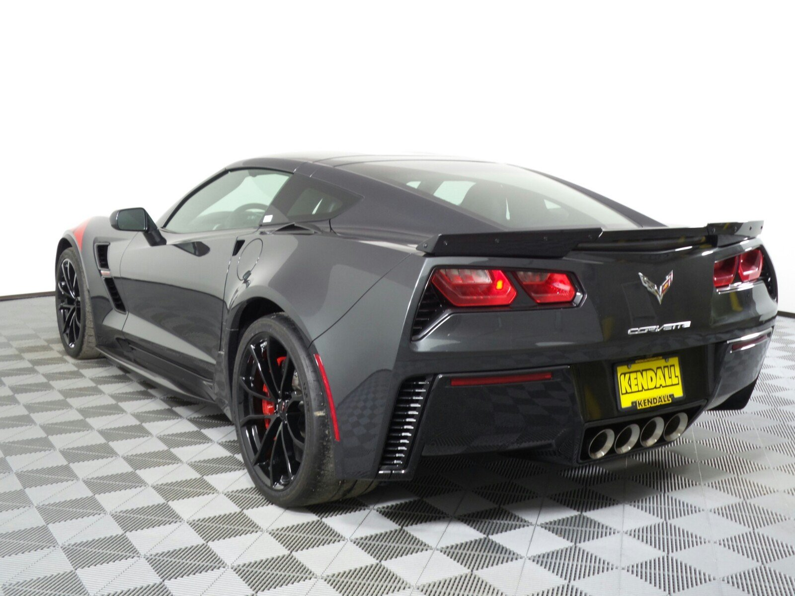 New 2018 Chevrolet Corvette Grand Sport 3LT
