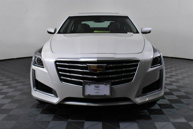 New 2019 Cadillac CTS Sedan Luxury AWD