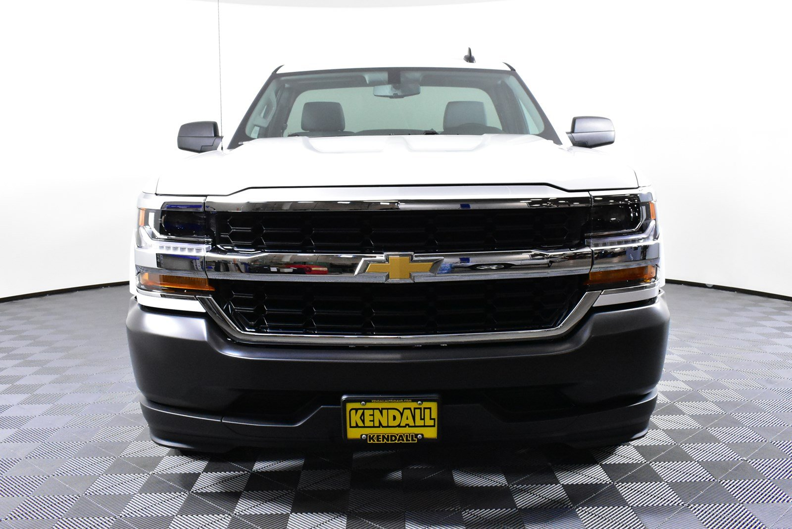 New 2018 Chevrolet Silverado 1500 Work Truck RWD