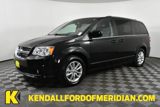 Pre Owned 2019 Dodge Grand Caravan Sxt Minivan Van For Sale Re8618 Kendall Auto Idaho