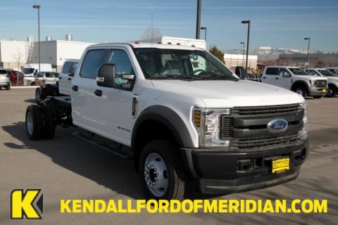 New 2019 Ford Super Duty F-550 DRW XL