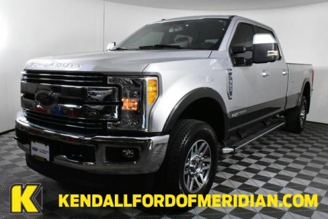 Certified Pre-Owned 2017 Ford Super Duty F-350 SRW Lariat