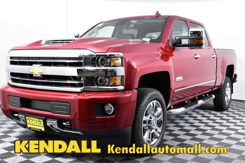 New 2019 Chevrolet Silverado 2500HD High Country 4WD