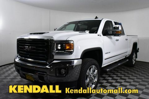 New 2019 GMC Sierra 2500HD SLT 4WD