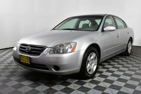 Pre-Owned 2003 Nissan Altima 4DR SDN AT