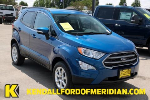 New 2019 Ford EcoSport SE